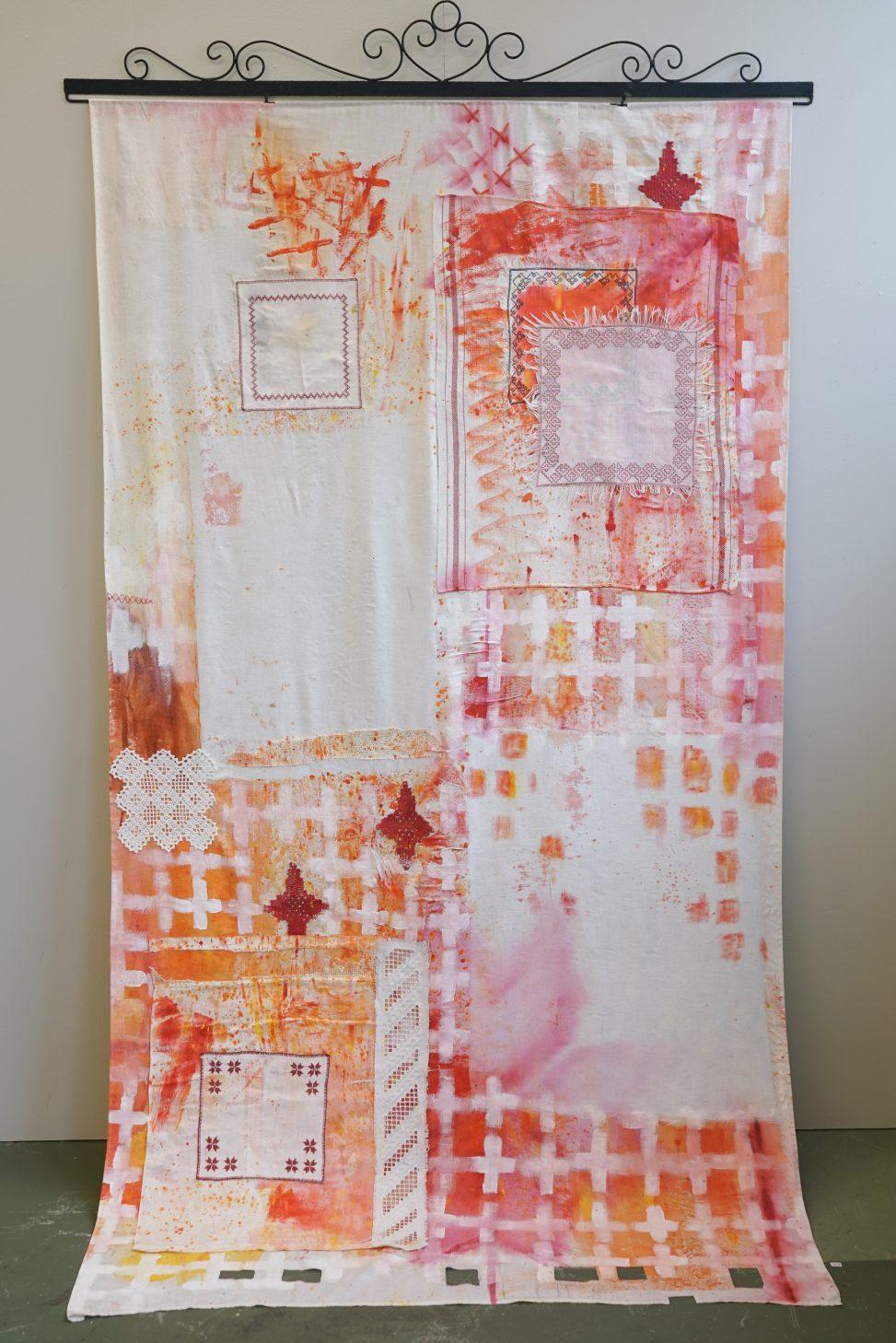 Tekstil av Liv Anne Olafsen
